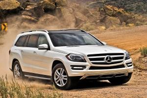 Mercedess GL